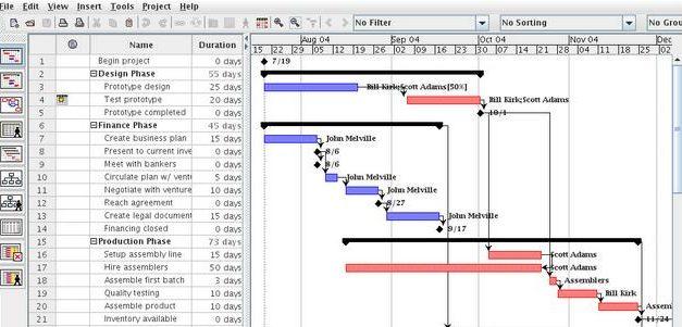 A importância da visualização no gerenciamento de projetos