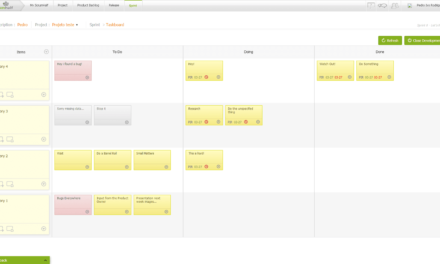 The Taskboard on Scrum