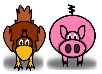 Sprint de Reconhecimento, ou Scrum não é lugar para se brincar de galinha