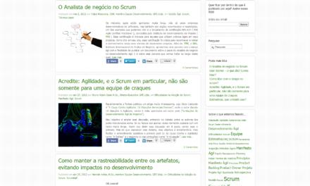 O Blog ScrumHalf está de cara nova!