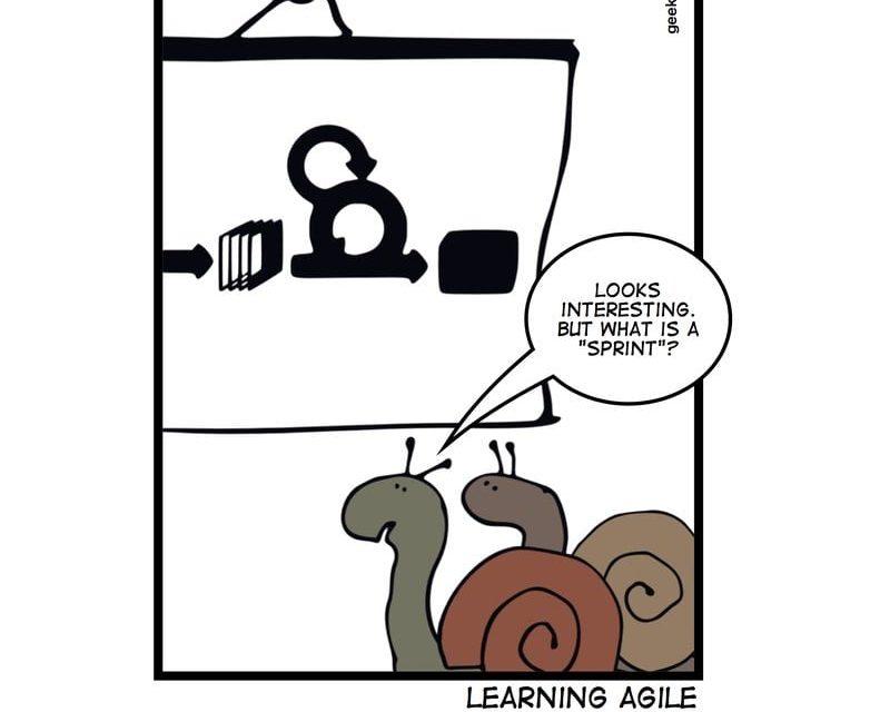 Aprendendo AGILIDADE