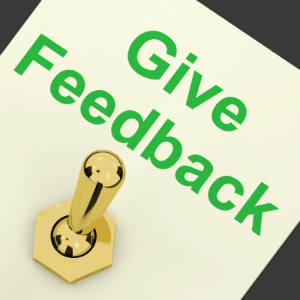 The importance of the Feedback