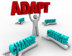 Adapt yourself!