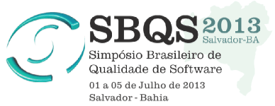 SCRUM no SBQS 2013