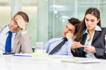 6 signs to show that your review meeting is inefficient