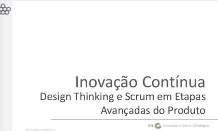 Design Thinking e Scrum no Scrum Gathering Rio 2014