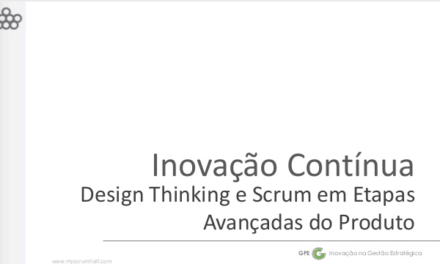 Design Thinking e Scrum no Scrum Gathering Rio 2014