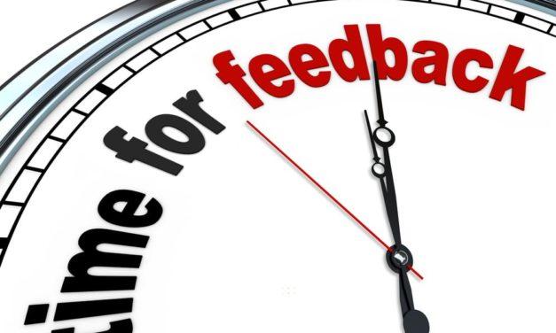 Feedbacks, motivação e desenvolvimento de competências – Parte 1